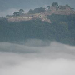 兵庫:天空の城-竹田城跡