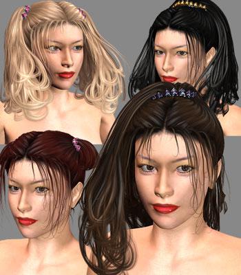 Melia Hair