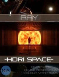 Iray HDRI Space