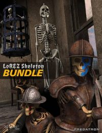 LoREZ Skeleton Bundle
