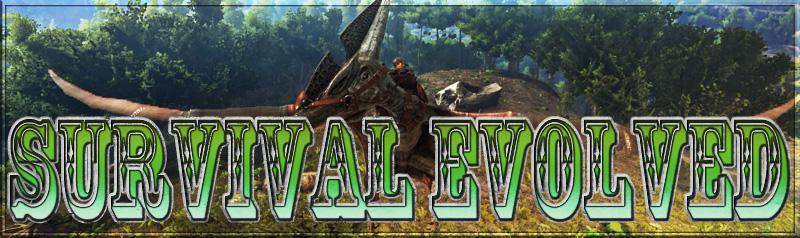恐竜サバイバルアクションゲーム「ARK: Survival Evolved」のプレイブログです